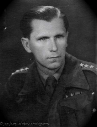 Major Jaroslav Stuchlý aka Bill Stukely, 1913-2007. Dad.